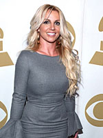 Britney Spears at grammy award
