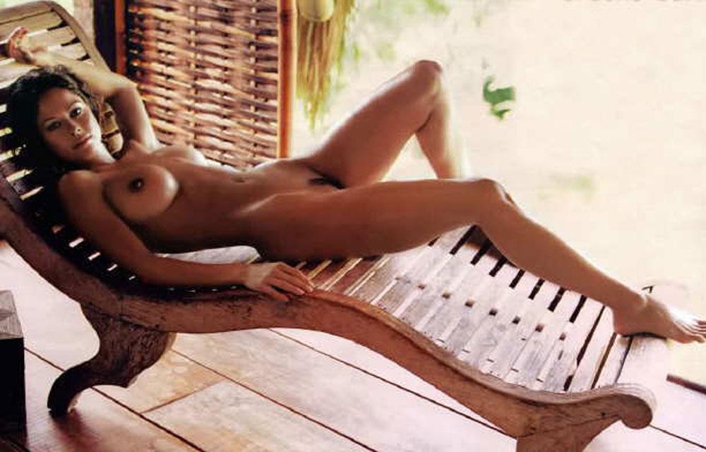 Ass nude brooke burke
