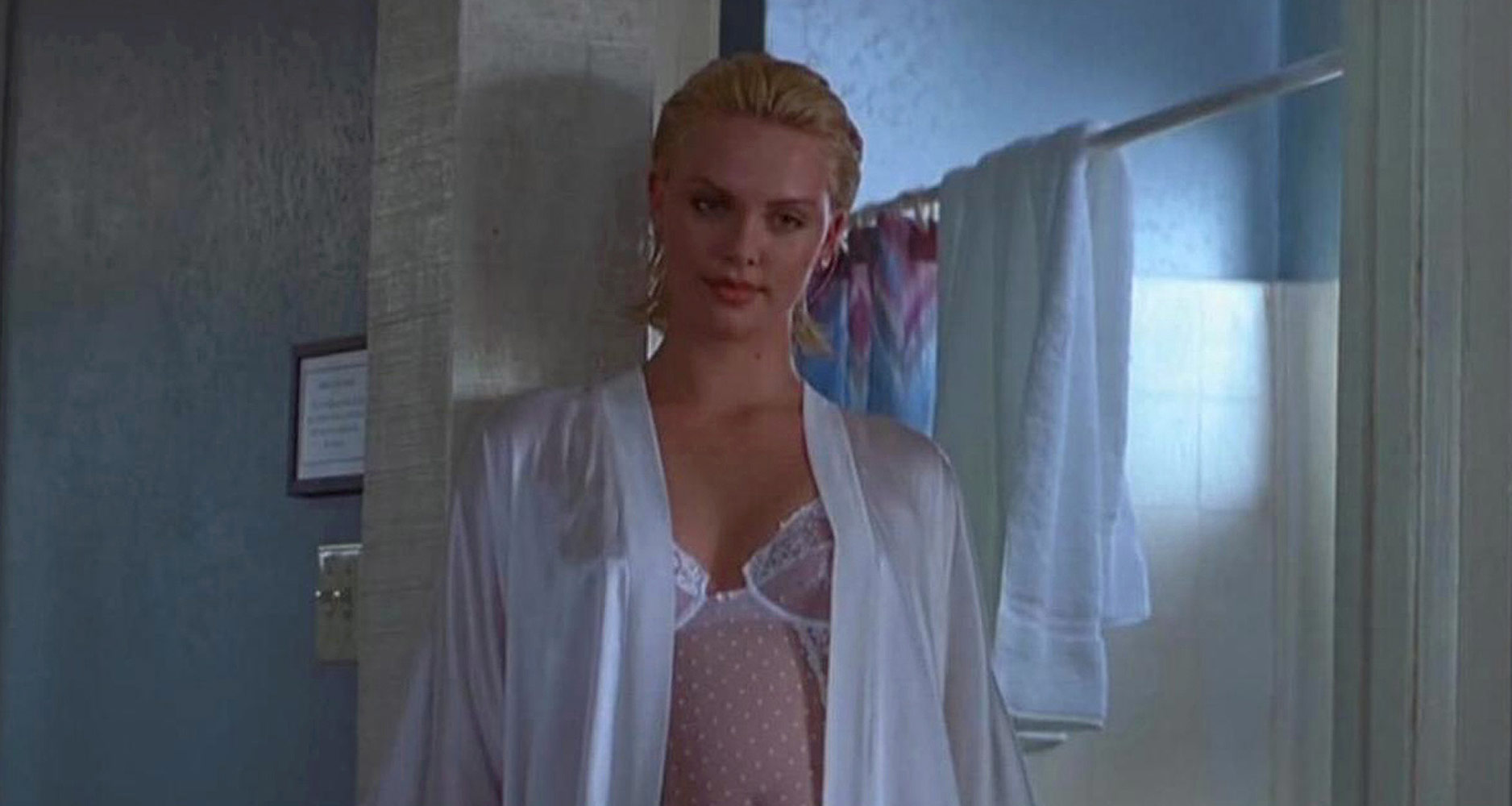 from Eden charlize theron pussy slip photos