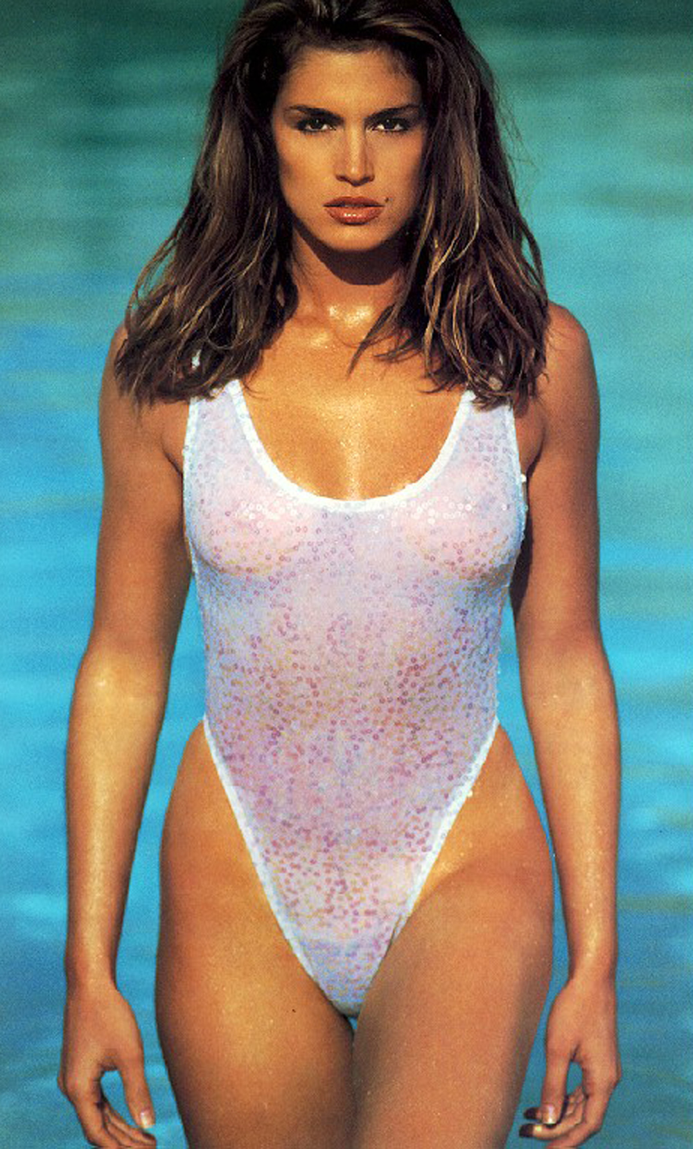 Cindy Crawford Nude Fake And