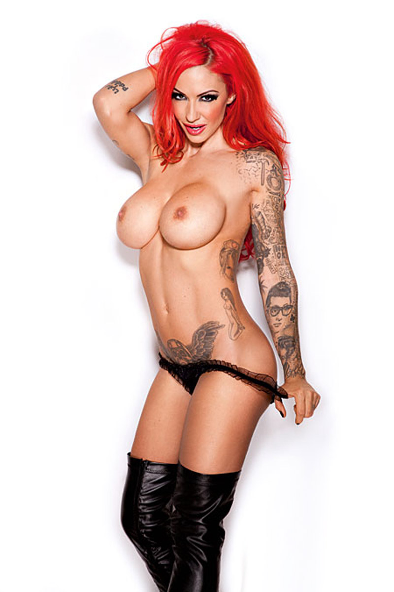 Jodie marsh breast