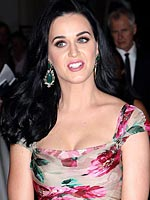 Katy Perry on dream foundation celebration in california