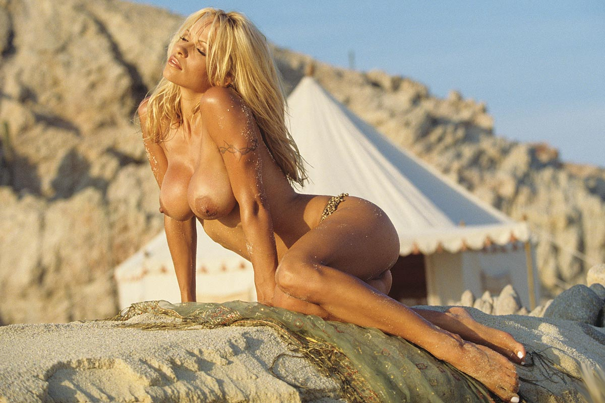 Amazing booties. pamala anderson cumshot dirty
