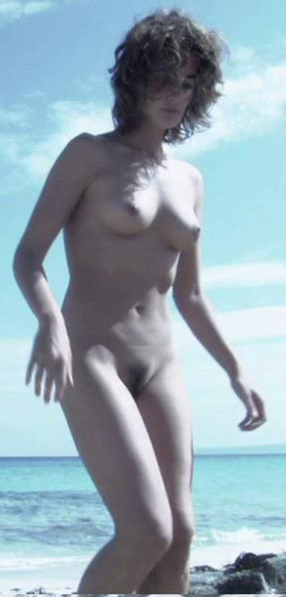 Lactating breast nude
