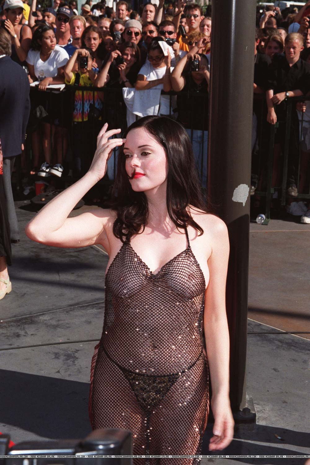 nasty and hot photos of rose mcgowan