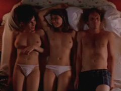 Carice Van Houten hot group sex scene