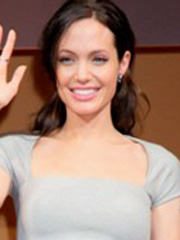 Angelina Jolie was centre stage in tokyo