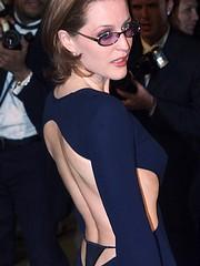 Gillian Anderson hot and sex scene