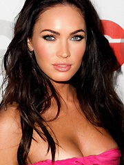 Megan Fox are nice her breasts real