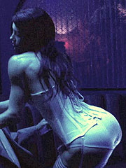 Jessica Biel amazing ass in panties and nude tits