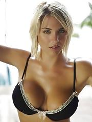 Gemma Atkinson bikini and topless shots
