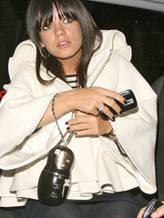 Lily Allen upskirt shots are lame