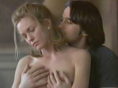 Diane Lane in nasty topless sex scene