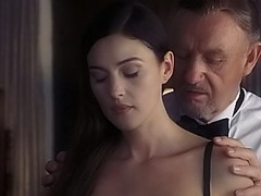 Monica Bellucci topless love scene