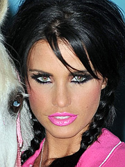 Katie Price Jordan does horses now