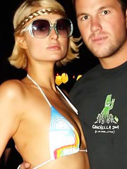 Paris Hilton in her bikini is boring