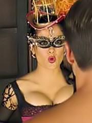 Salma Hayek sexy and nude scenes