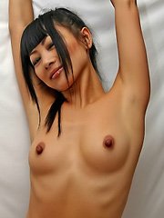 Bai Ling her new hot topless photoshoot