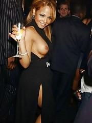 Christina Milian Nip Slip Photos Collection
