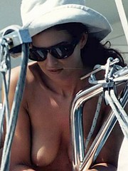 Monica Bellucci bikini and topless