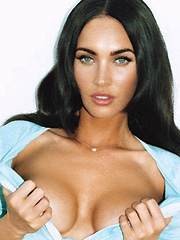 Megan Fox super hot magazine outtakes