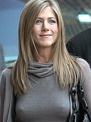 Jennifer Aniston sexy skirt and bikini