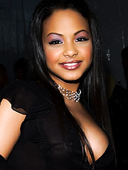 Christina Milian cthru and sexy shots