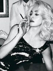 Madonna hot photoshoot with boyfriend