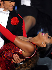 Beyonce nipple slip at the oscars