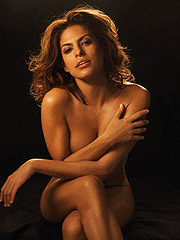 Eva Mendes looks truly amazing and cover nudity