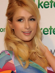 Paris Hilton launches keteke in madrid