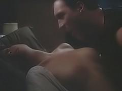 Alyssa Milano in sexy topless sex scene