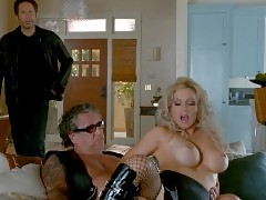 Diana Terranova Nude Sex Scene In Californication Series
