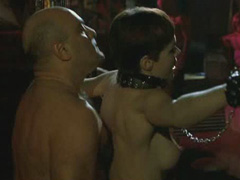 Elisabetta Cavallotti bondage sex scene