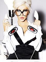Christina Aguilera greatest promo tits