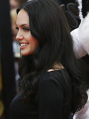 Angelina Jolie perky pefection for panda