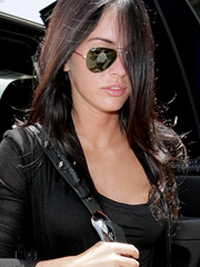 Megan Fox is hot and little greasy