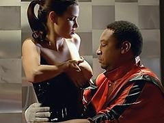 Penelope cruz nude boobs and sex in abre los ojos movie - 1 part 2