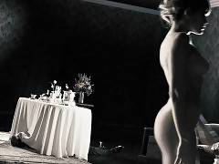 Eva Mendes Nude Scene In The Spirit Movie