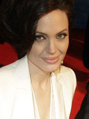 Angelina Jolie on benjamin premiere