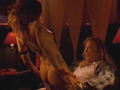 Marisa Tomei nude in striptease scene