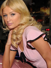 Paris Hilton is an attention whore
