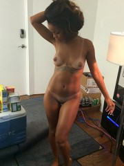 Rihanna Naked Pictures Collection