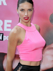Adriana Lima milf hotness is worth attention