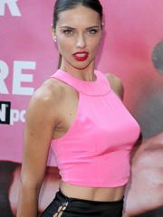 Adriana Lima milf hotness is worth attention