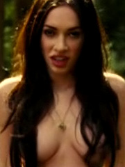 Megan Fox topless in jennifers body