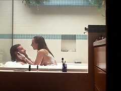 Lady Gaga Naked Bathing With Bradley Cooper in 'A Star is ...