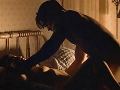 Salma Hayek Nude Sex Scene In 'Ask The Dust' Movie