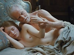 Emily Browning Nude Sex Scene In Sleeping Beauty Movie