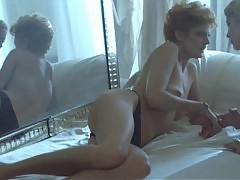 Susan Sarandon And Catherine Deneuve Nude Lesbo Scene In The...